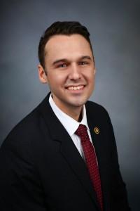 Senator John Rizzo D-11