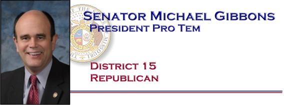 Senator Michael Gibbons
