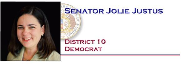 Senator Jolie Justus