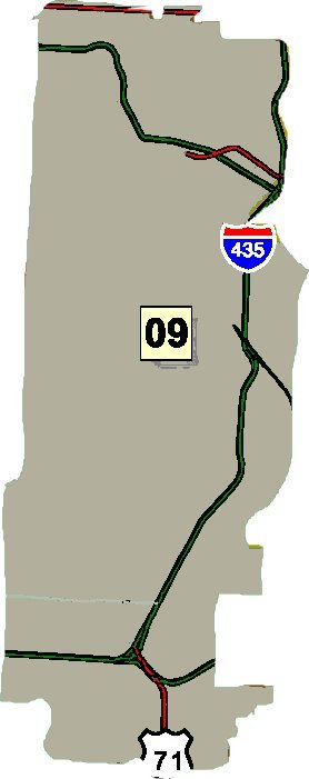 District 09 Map