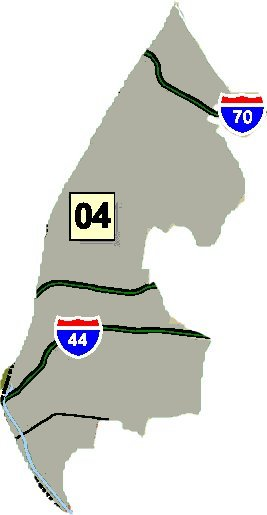 District 04 Map