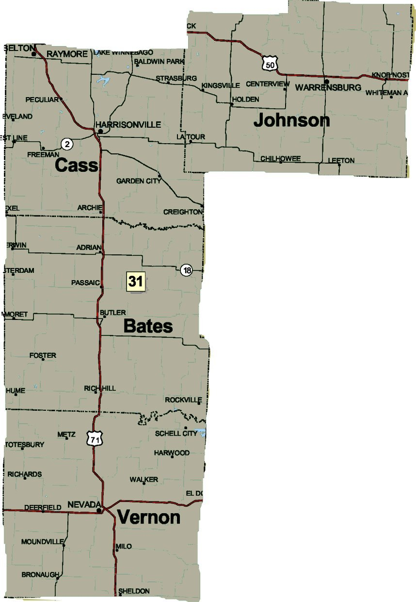 District 31 Map