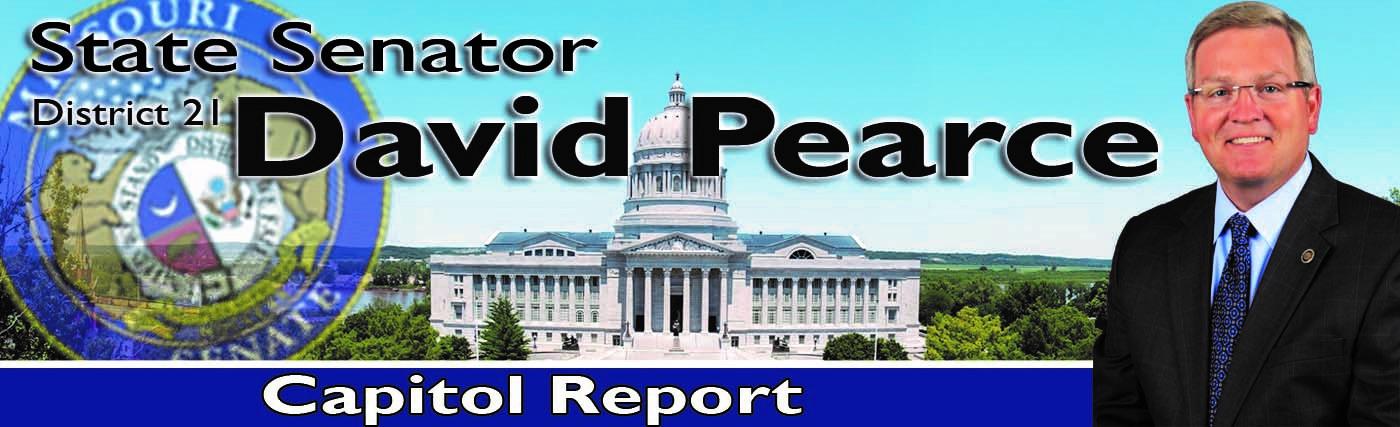 Pearce Capitol Report 2016