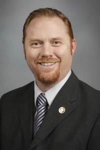 Senator Jason Holsman, 7th