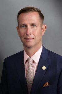 Senator Justin Brown, 16th