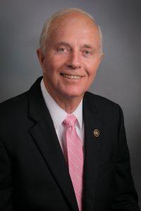 Senator Mike Cunningham, 33rd, Vice-Chairman