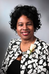 Senator Karla May, 4th