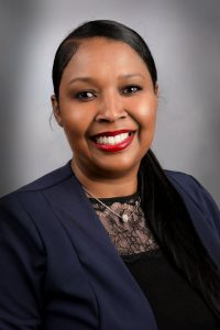 Senator Angela Mosley, 13th
