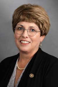 Senator Cindy O'Laughlin, 18th