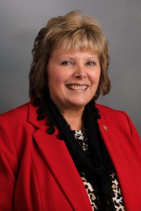 Senator Sandy Crawford, 28th