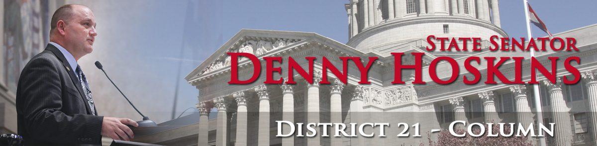 Senator Denny Hoskins' Capitol Report for Week of June 28 ...