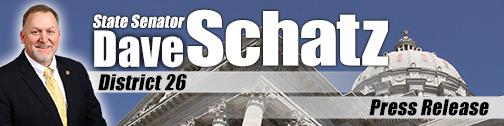 Sen. Dave Schatz Files Legislation to Challenge Federal Overreach; Block President's Unconstitutional Actions – Missouri Senate
