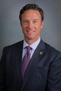 Senator Lincoln Hough, 30th